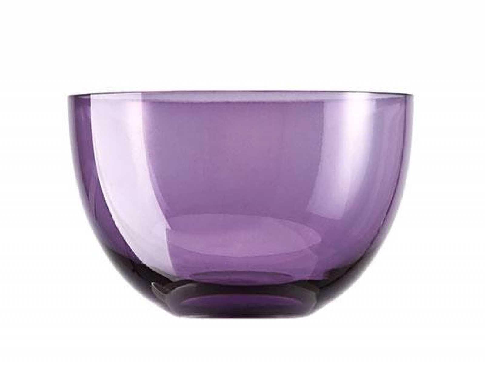 Пиала стеклянная Rosenthal SUNNY DAY, диаметр 12 см, фиолетовый Rosenthal 69034-408531-45312 фото 2