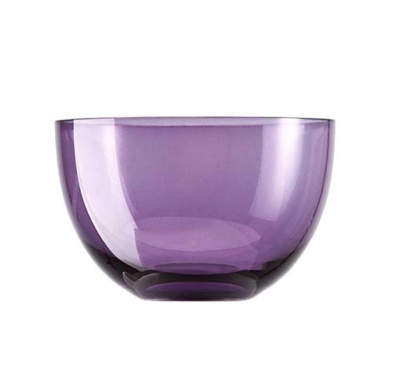 Пиала стеклянная Rosenthal SUNNY DAY, диаметр 12 см, фиолетовый Rosenthal 69034-408531-45312 фото 0