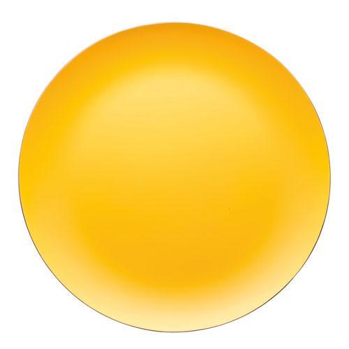 Поднос деревянный Rosenthal SUNNY DAY, диаметр 41 см, желтый Rosenthal 69763-408502-05642 фото 1