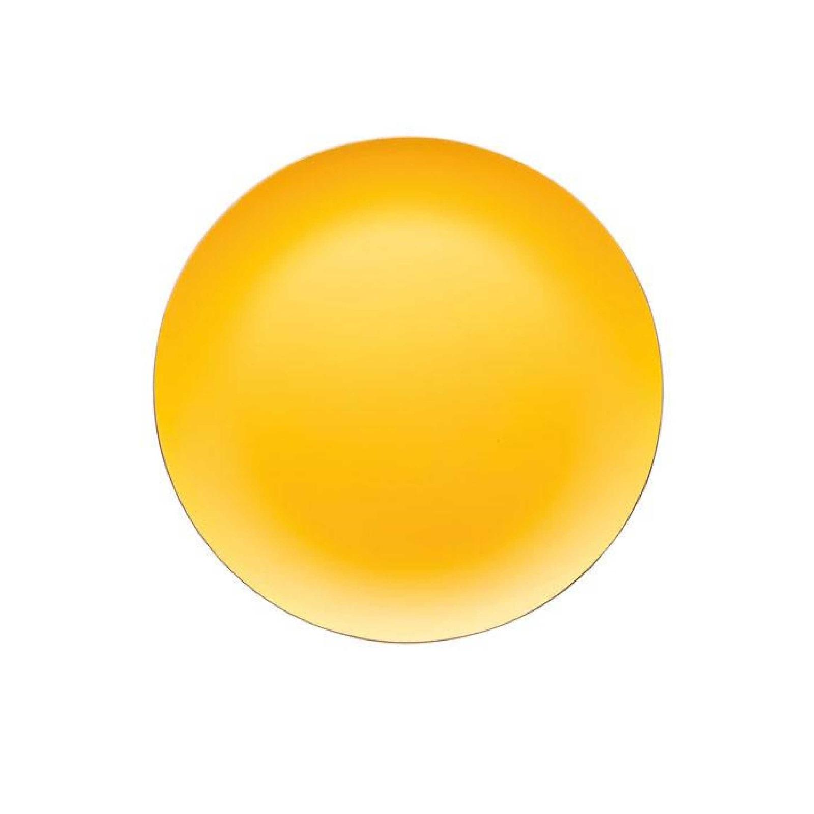 Поднос деревянный Rosenthal SUNNY DAY, диаметр 41 см, желтый Rosenthal 69763-408502-05642 фото 2