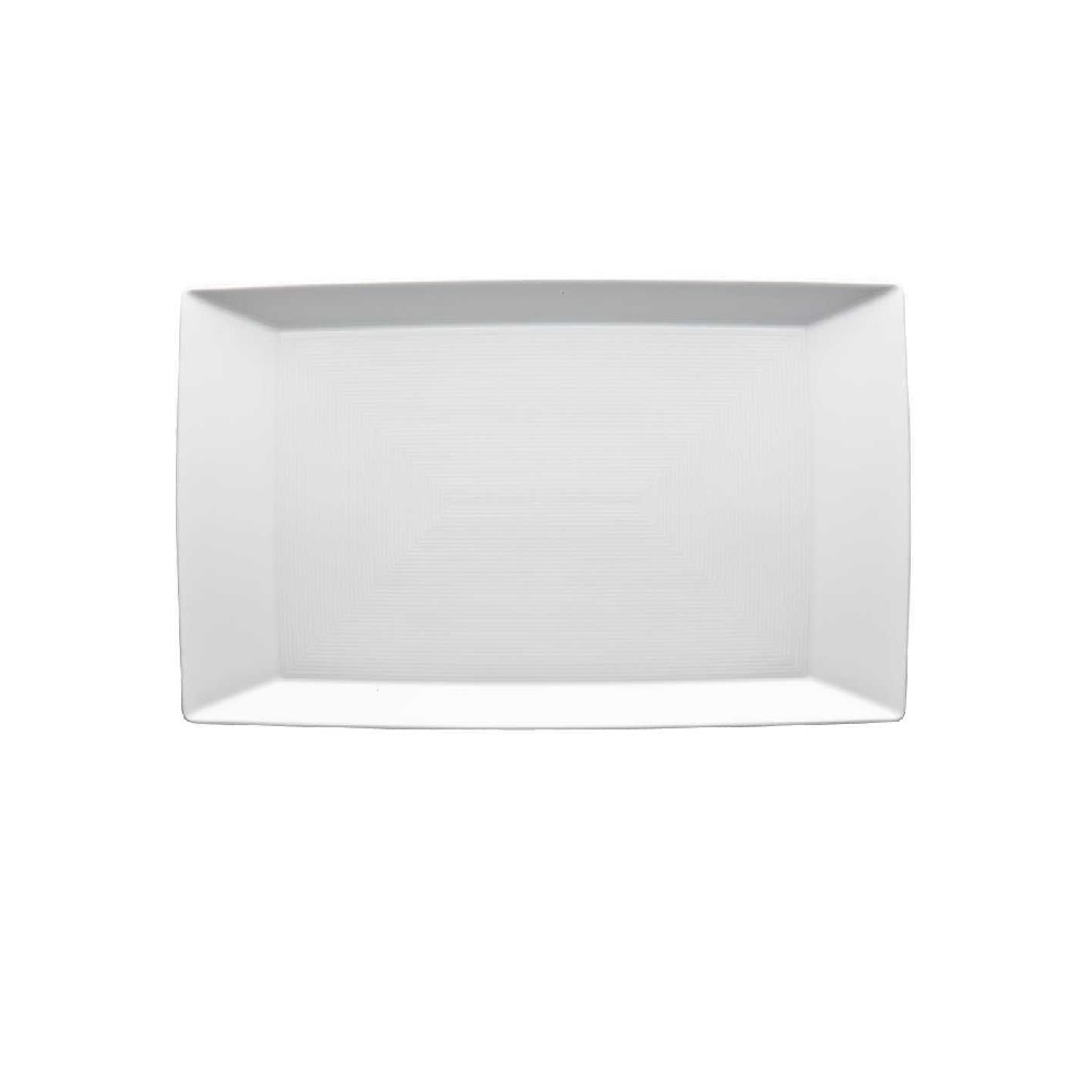 Поднос фарфоровый Rosenthal LOFT, 39х25 см, белый Rosenthal 11900-800001-12881 фото 1