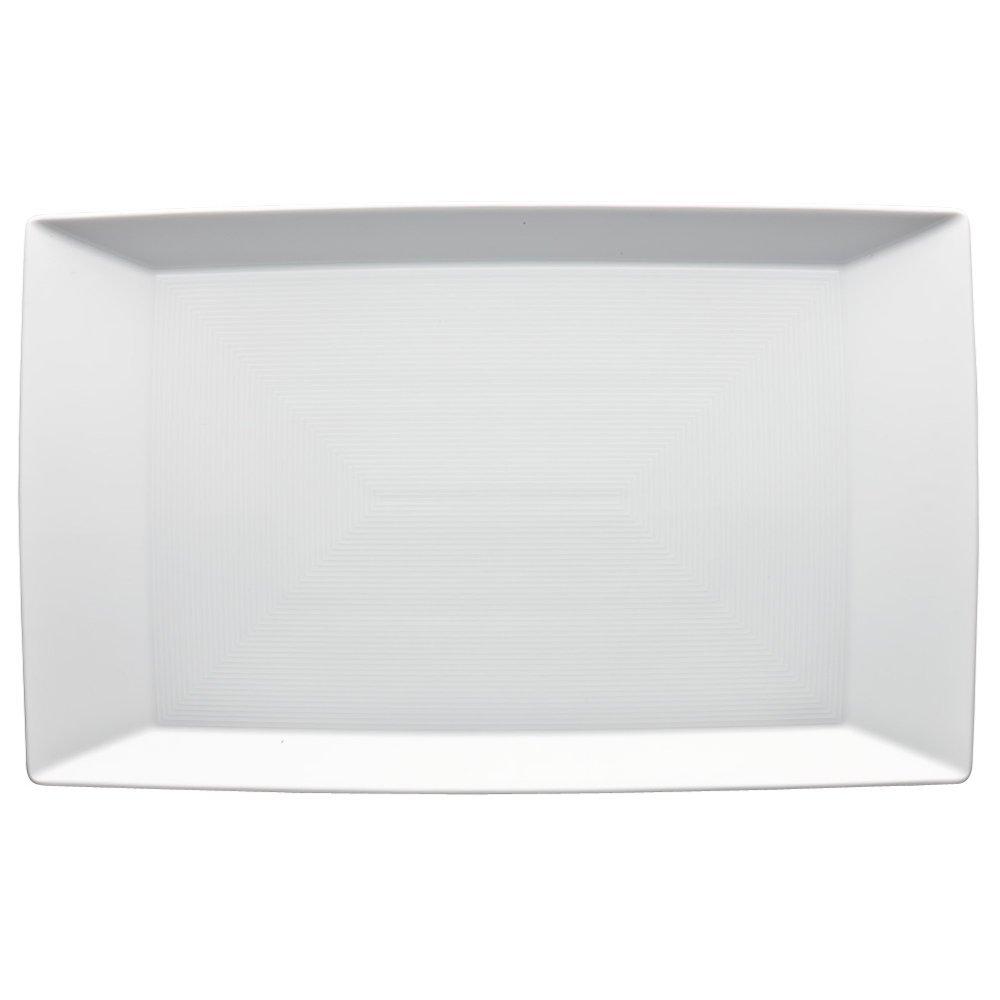 Онлайн каталог PROMENU: Поднос фарфоровый Rosenthal LOFT, 39х25 см, белый Rosenthal 11900-800001-12881