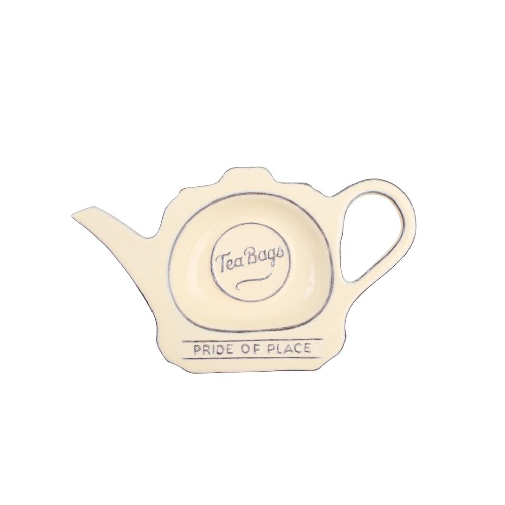 Онлайн каталог PROMENU: Подставка для чайных пакетиков T&G Pride of Place, 16,5х9,8 см                               18029