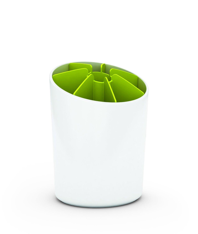 Онлайн каталог PROMENU: Подставка для кухонных приборов Joseph Joseph SEGMENT, высота 18,5 см, зеленый Joseph Joseph 85031