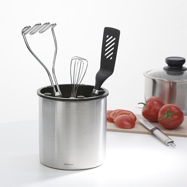 Подставка для кухонных приборов Brabantia, 15х15,5 см Brabantia 313066 фото 1