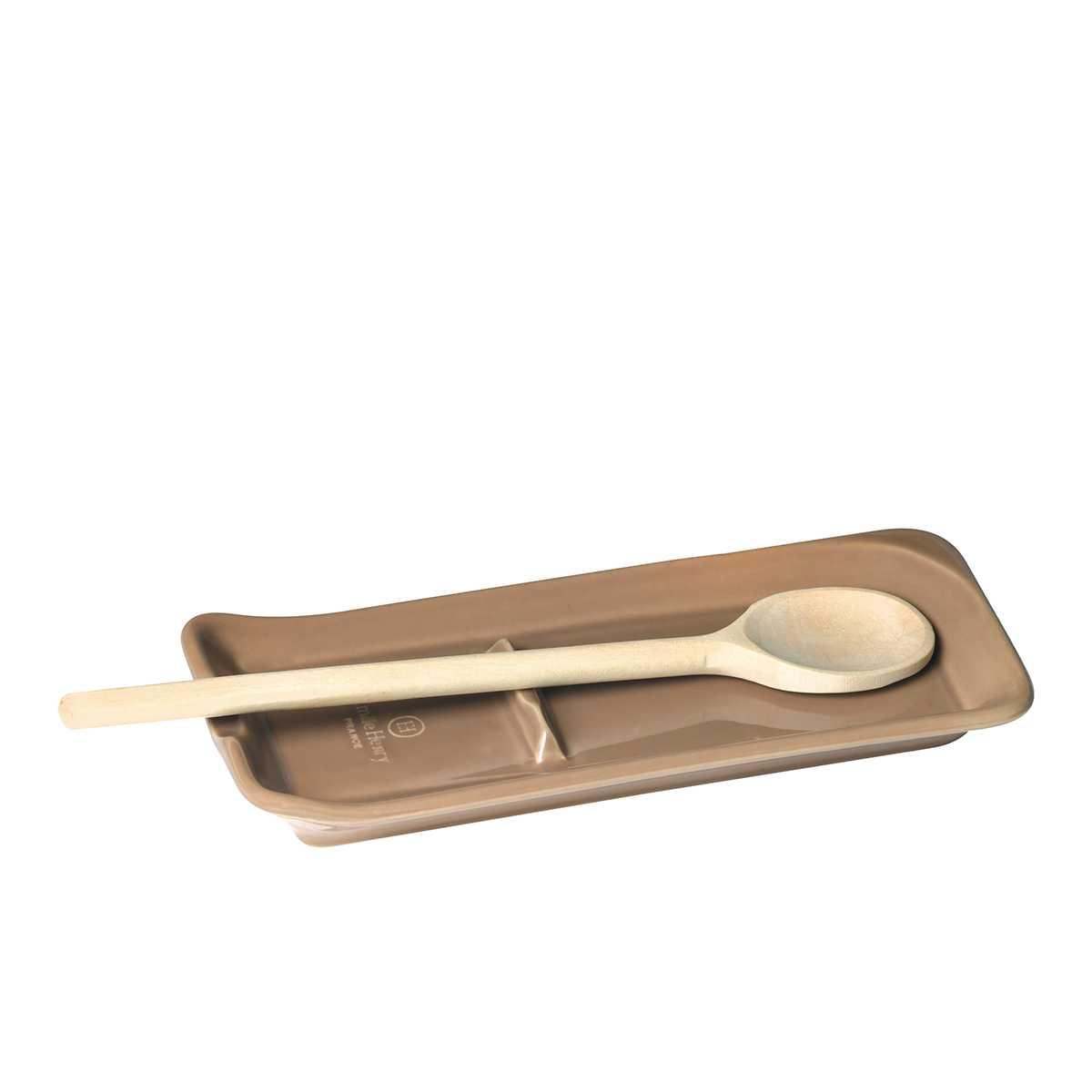 Онлайн каталог PROMENU: Подставка для ложки 22,5х10 см Emile Henry Kitchen Tools  (960262) Emile Henry 960262