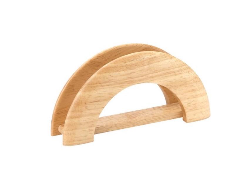 Салфетница деревянная Continenta,18х8,5х4,5 cm Continenta 3069 фото 2