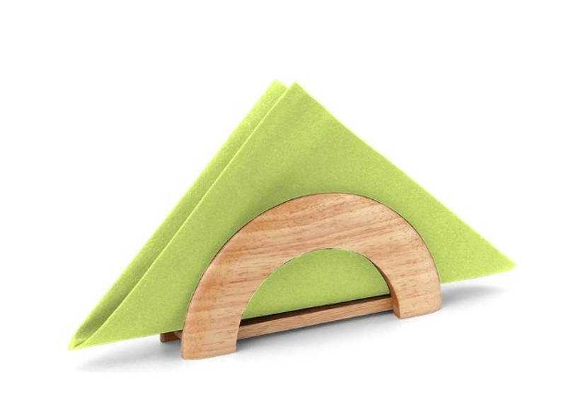 Онлайн каталог PROMENU: Салфетница деревянная Continenta,18х8,5х4,5 cm Continenta 3069