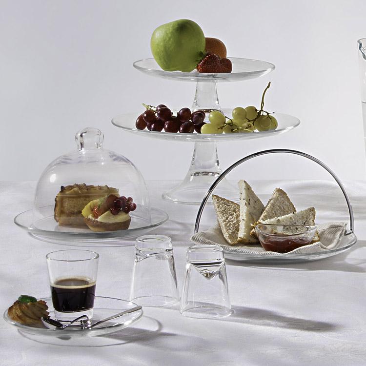 Подставка для торта с крышкой Vidivi BANQUET, диаметр 33 см, прозрачный Vidivi 67465M фото 1