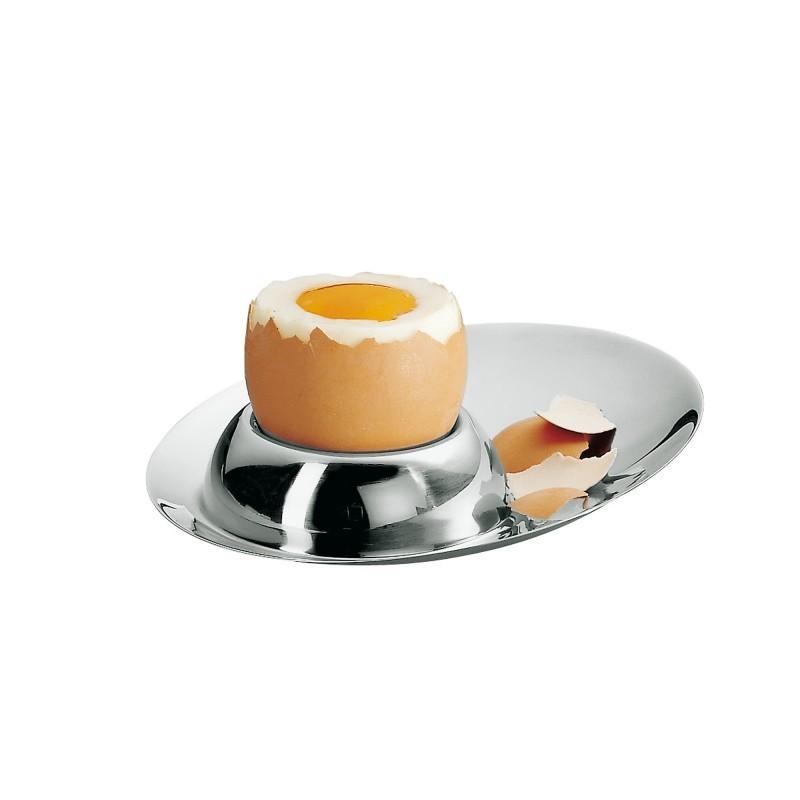Подставка для яйца WMF, диаметр 7,5 см, серебристый WMF 06 1613 6040 фото 2