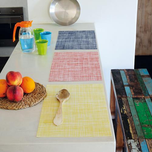 Подставка под тарелку Winkler TECHNIQUE TABLE, 45х33 см, синий Winkler 3335060000 фото 1