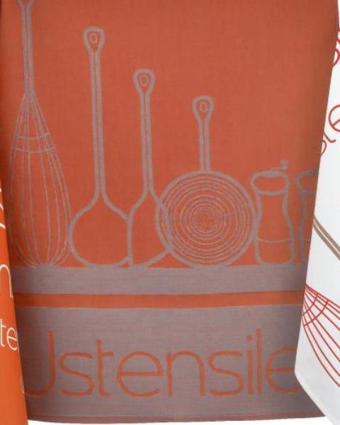 Онлайн каталог PROMENU: Полотенце кухонное Winkler FANTASY ORANGE, 50х70 см, оранжевый Winkler 6427038000