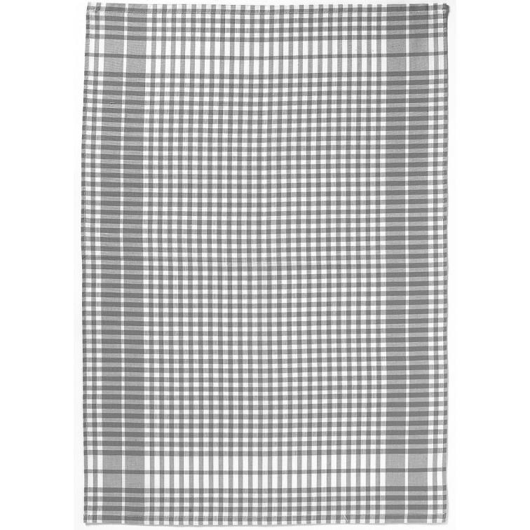 Онлайн каталог PROMENU: Полотенце кухонное Winkler, 50х70 см, белый в серую клетку Winkler 6119070000