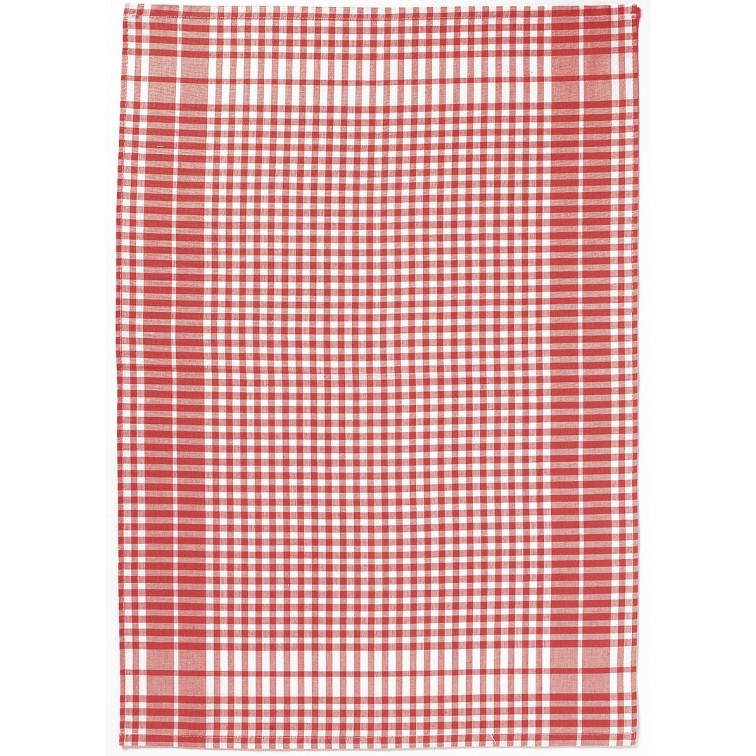 Онлайн каталог PROMENU: Полотенце кухонное Winkler TECHNIQUE, 50х70 см, красный с белым Winkler 6119035000