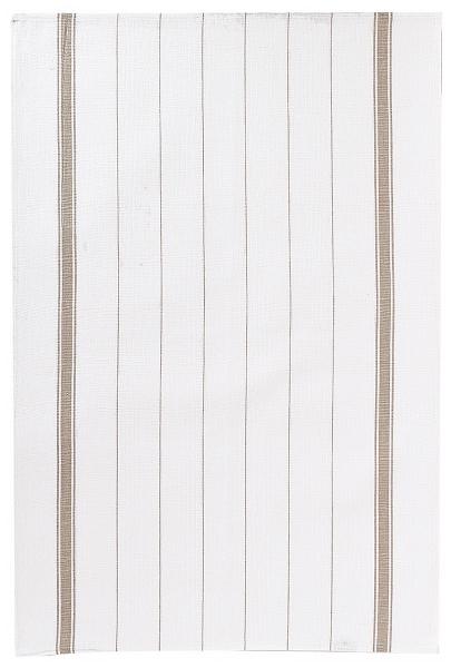 Полотенце кухонное Winkler TECHNIQUE, 55х75 см, белый в темно-серую полоску Winkler 7337087000 фото 0
