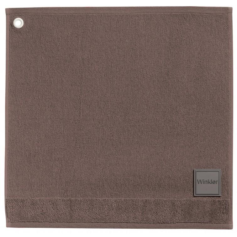 Онлайн каталог PROMENU: Полотенце кухонное для рук Winkler TECHNIQUE, 50х50 см, темно-серый Winkler 4025085000