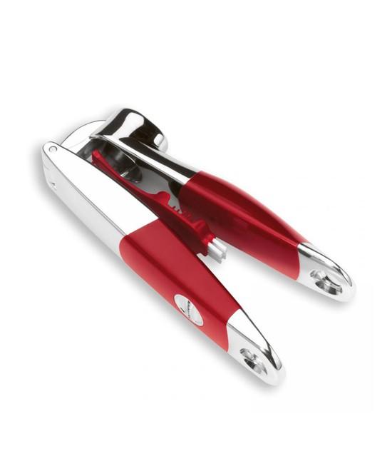 Онлайн каталог PROMENU: Пресс для чеснока KitchenAid GADGETS & UTENSILS, длина 21 см, красный KitchenAid KG132ER