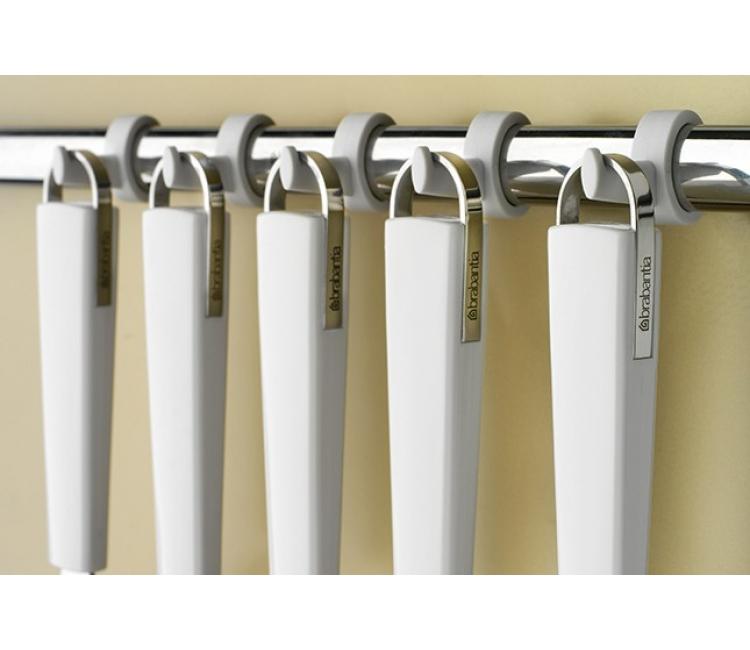 Пресс для чеснока Brabantia, 18,8х5,3х2,9 см, серебристый Brabantia 400667 фото 2