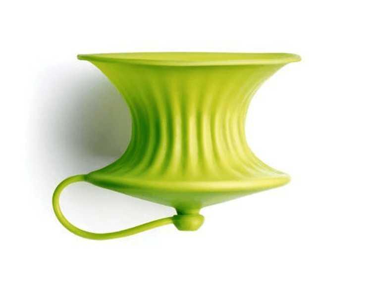 Онлайн каталог PROMENU: Пресс для лимона Lekue, 6,35х8,3х8,3 см, зеленый                               3401100V05U008