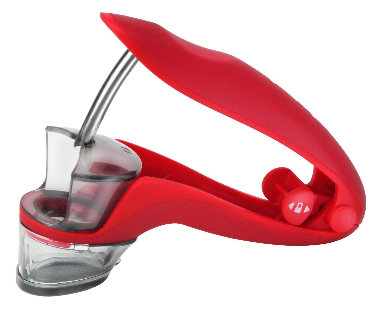 Онлайн каталог PROMENU: Прибор для удаления косточки Zyliss Fruit Tools, красный                               E30510