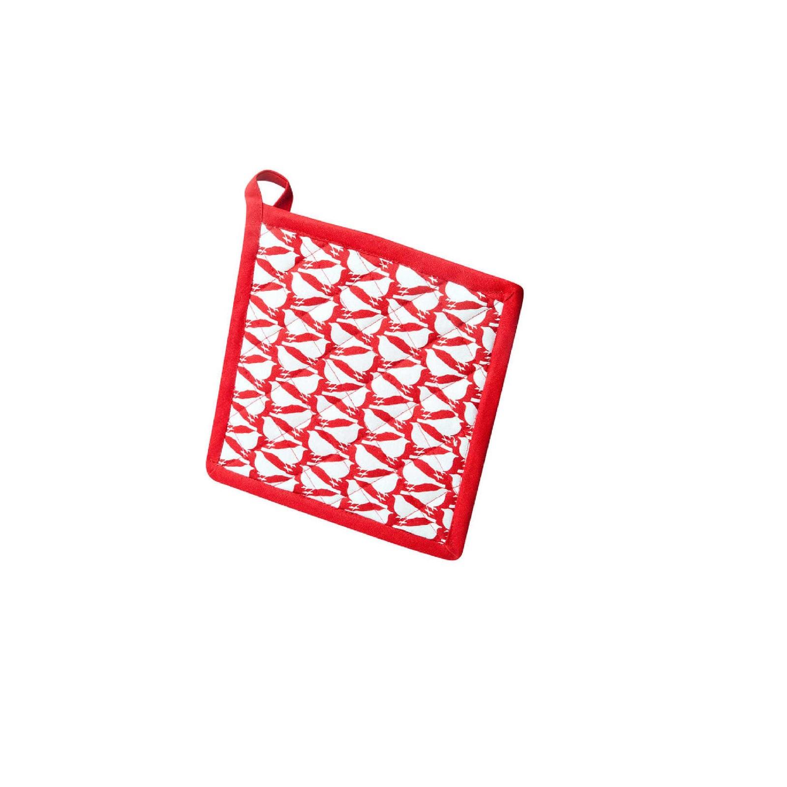 Прихватка кухонная Winkler FANTASY RED, 20х20 см, красный Winkler 2719730000 фото 1
