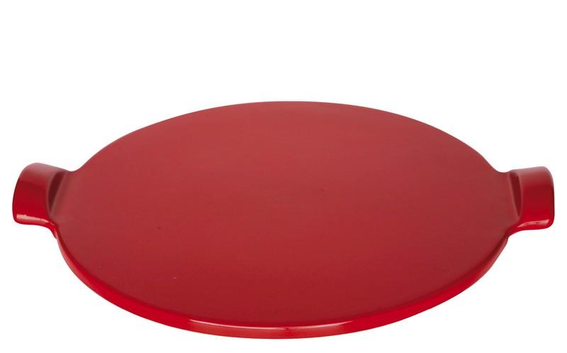 Онлайн каталог PROMENU: Противень для пиццы Emile Henry, 35,5 см, красный                               617514