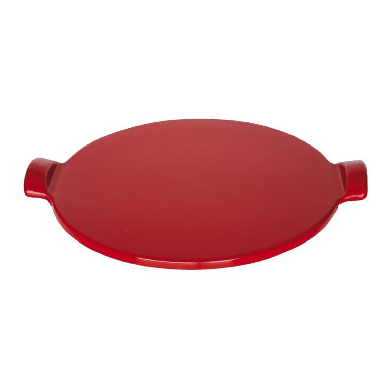 Онлайн каталог PROMENU: Противень для пиццы Emile Henry, 35,5 см, красный                               617514 PROMO