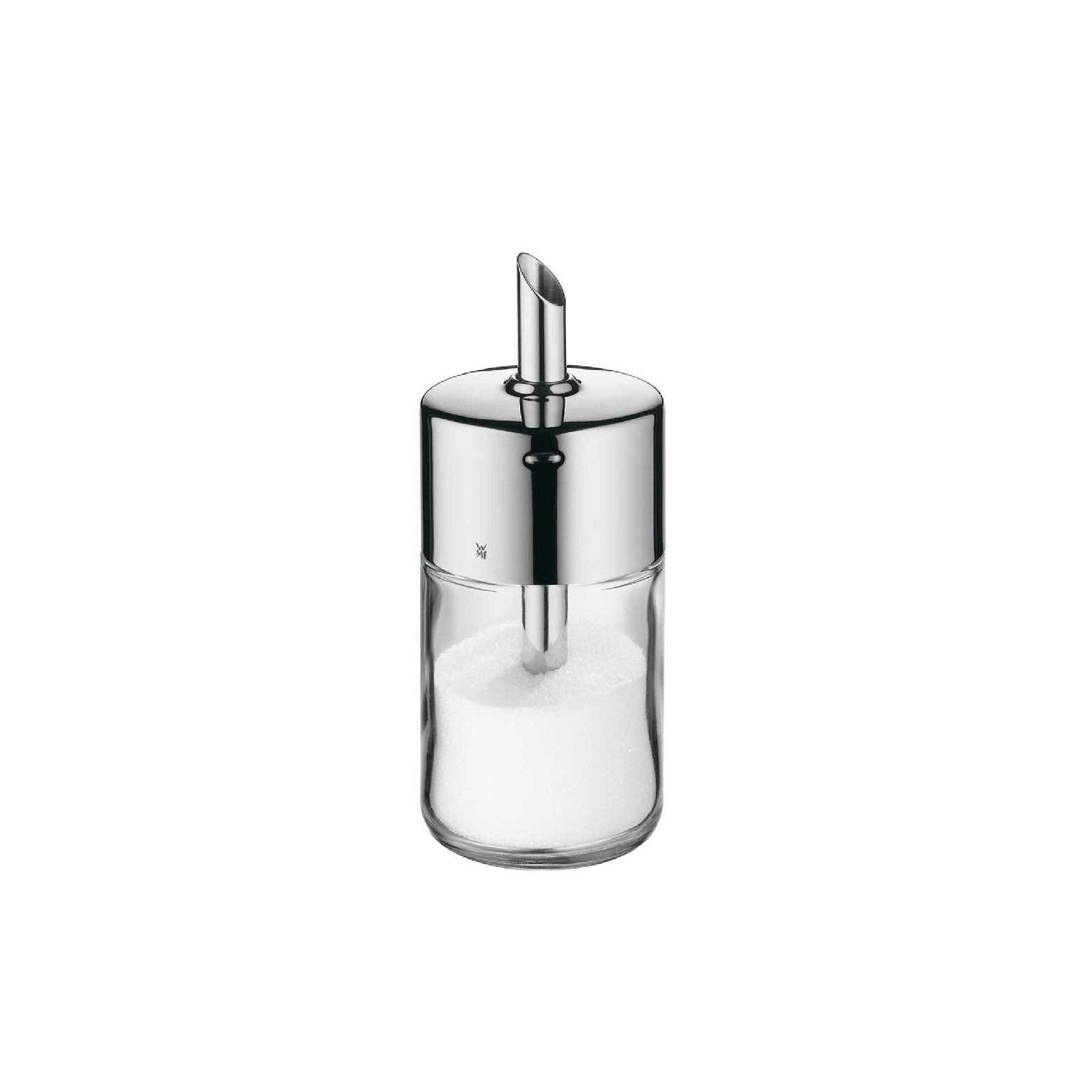 Сахарница WMF Barista, объем 0,24 л, высота 15 см, диаметр 6,6 см, прозрачный WMF 06 3661 6040 фото 1