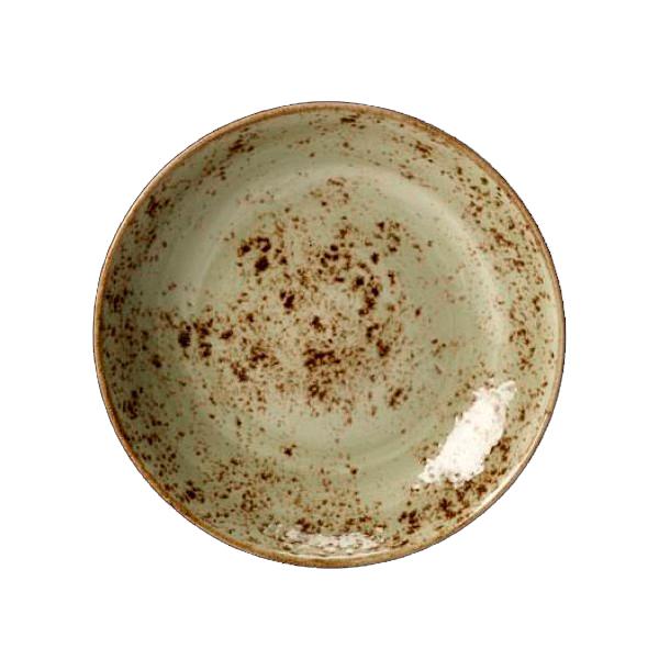 Онлайн каталог PROMENU: Салатник фарфоровый Steelite CRAFT GREEN, диаметр 25. 5 см, зеленый (11310569)