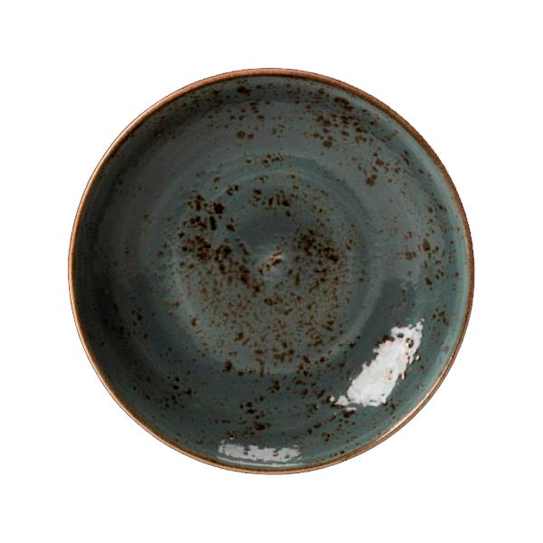Онлайн каталог PROMENU: Салатник фарфоровый Steelite CRAFT BLUE, диаметр 25,5 см, синий (11300569)