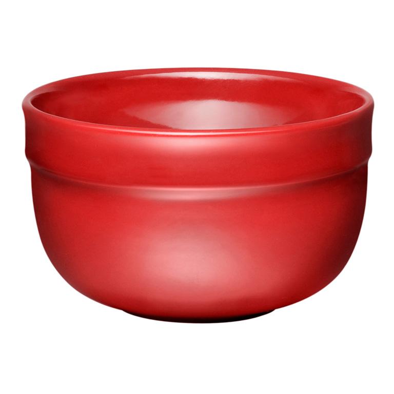 Онлайн каталог PROMENU: Салатник керамический Emile Henry Kitchen Tools, диаметр 21,5 см, красный Emile Henry 346524