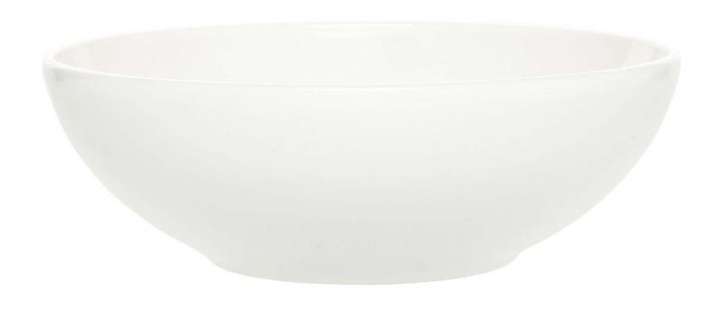 Онлайн каталог PROMENU: Салатник керамический Emile Henry, диаметр 28 см, белый Emile Henry 112128