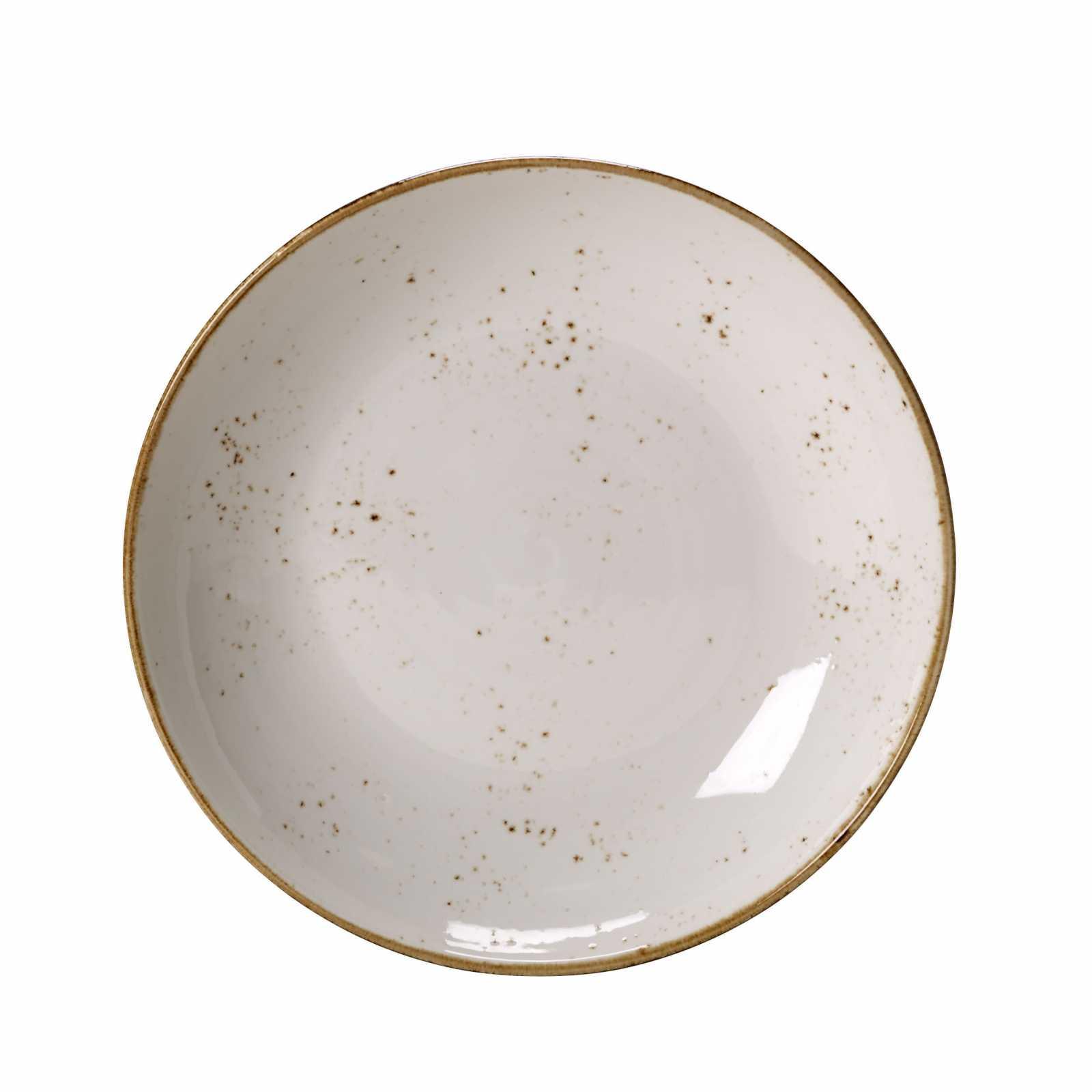 Онлайн каталог PROMENU: Салатник фарфоровый Steelite CRAFT WHITE, диаметр 21,6 см, объем 0,835 л, белый Steelite 11550570