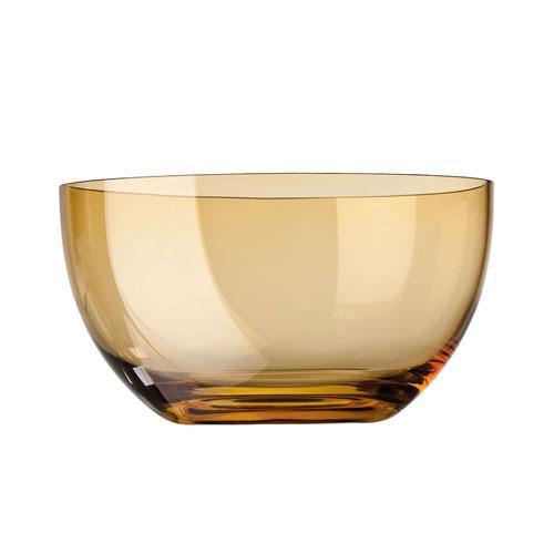 Салатник стеклянный Rosenthal SUNNY DAY, диаметр 12 см, желтый Rosenthal 69034-408502-45322 фото 1