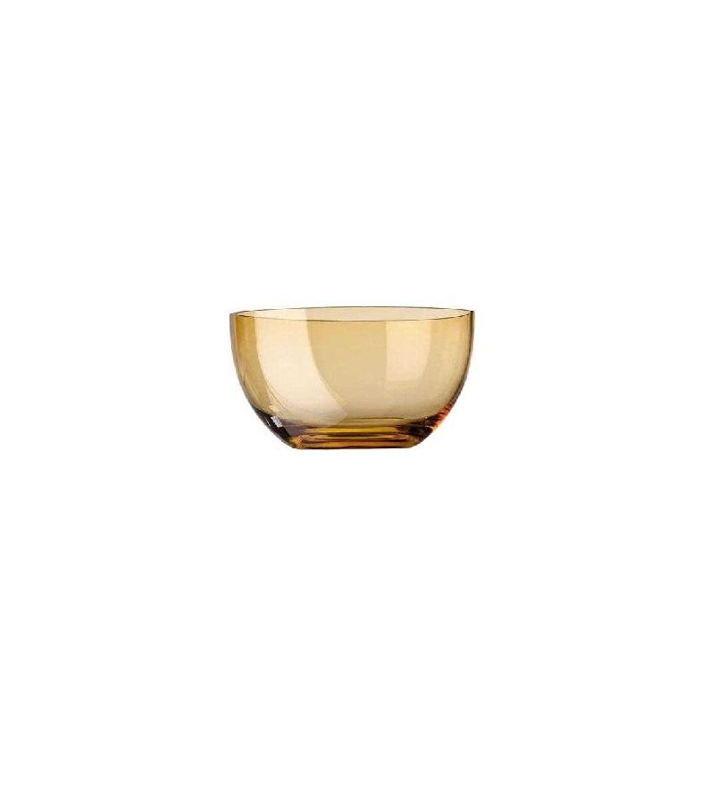 Салатник стеклянный Rosenthal SUNNY DAY, диаметр 12 см, желтый Rosenthal 69034-408502-45322 фото 2