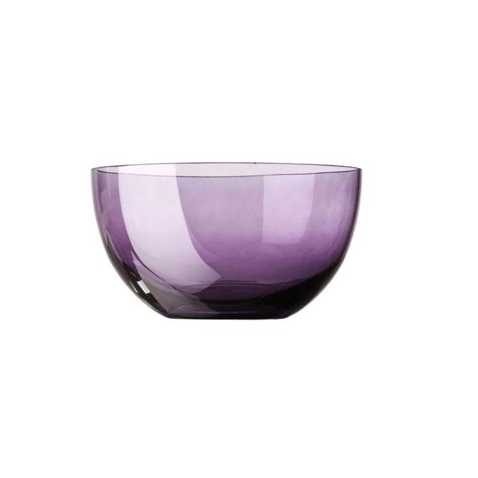 Салатник стеклянный Rosenthal SUNNY DAY, диаметр 22 см, фиолетовый Rosenthal 69034-408531-45322 фото 2