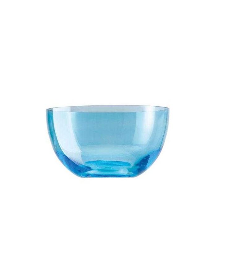 Онлайн каталог PROMENU: Салатник стеклянный Rosenthal SUNNY DAY, диаметр 22 см, голубой Rosenthal 69034-408530-45322
