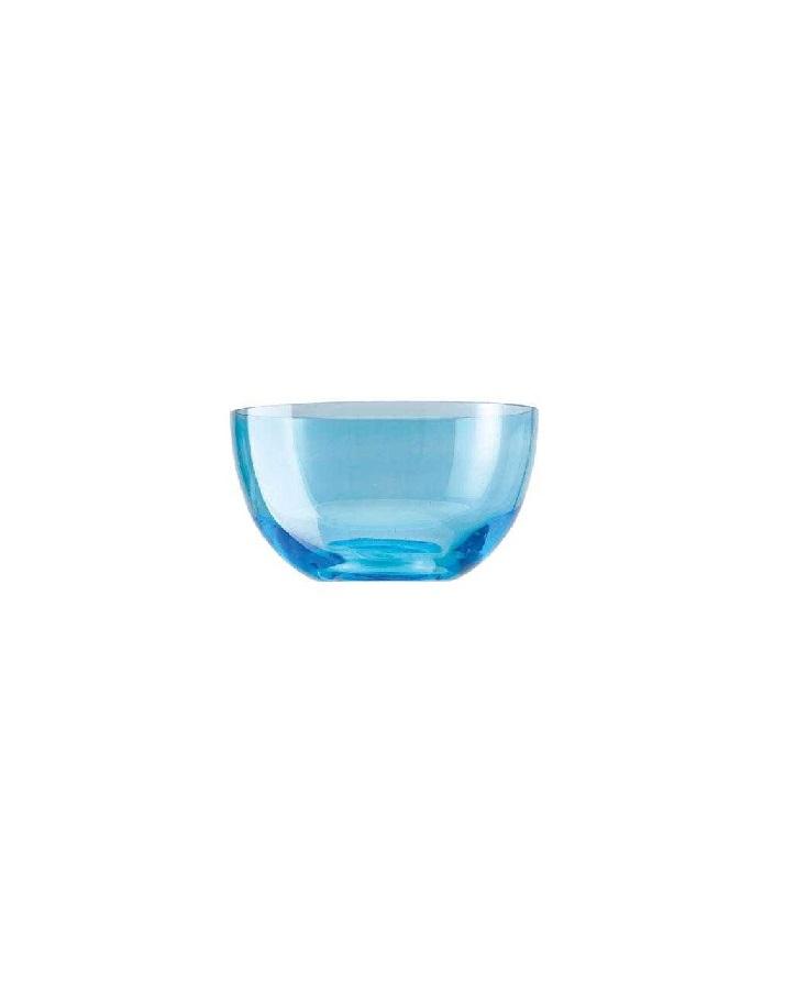 Салатник стеклянный Rosenthal SUNNY DAY, диаметр 22 см, голубой Rosenthal 69034-408530-45322 фото 2
