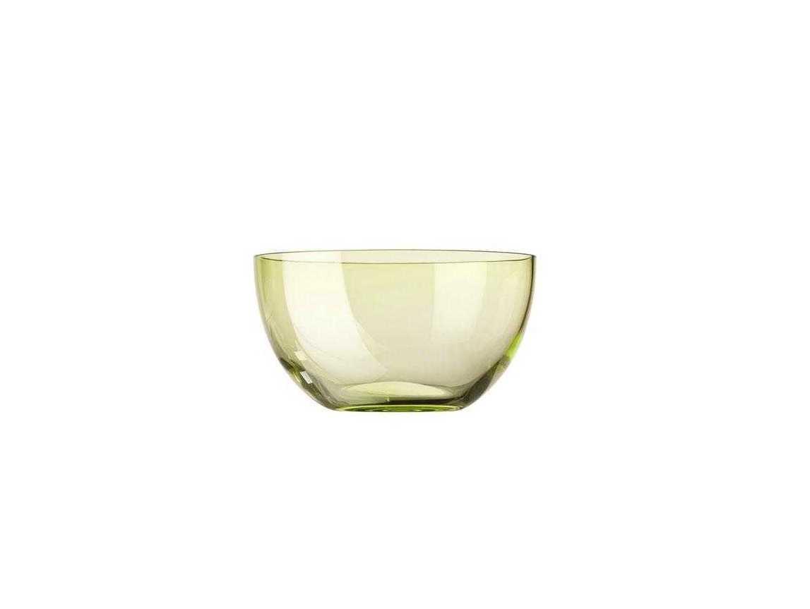 Онлайн каталог PROMENU: Салатник стеклянный Rosenthal SUNNY DAY, диаметр 22 см, прозрачный зеленый Rosenthal 69034-408527-45322