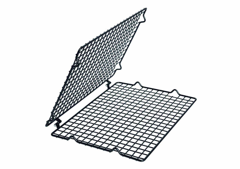 Онлайн каталог PROMENU: Сетка для выпечки Kaiser Backform PATISSERIE, 45x30 см, черный                               23 0076 9462