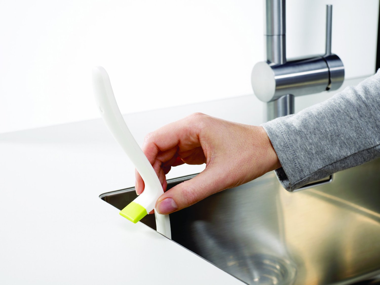 Щетка для мытья Joseph Joseph edge, 5х7х29 см, серый Joseph Joseph 85026 фото 3