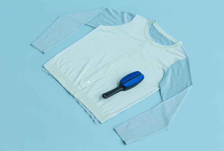 Щетка для одежды Brabantia, синяя Brabantia 105340 фото 4
