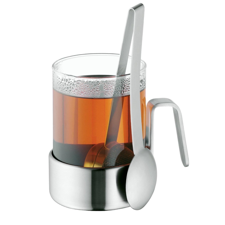 Сито для чая WMF CLEVER AND MORE, диаметр 15 см, серебристый WMF 06 3480 6030 фото 2