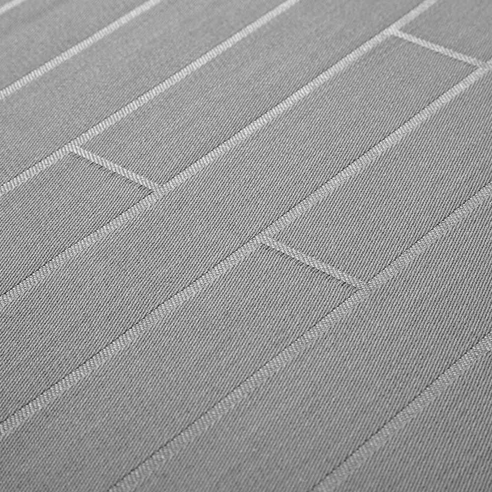 Скатерть хлопковая Winkler TECHNIQUE, 170х320 см, серый Winkler 7987070000 фото 1