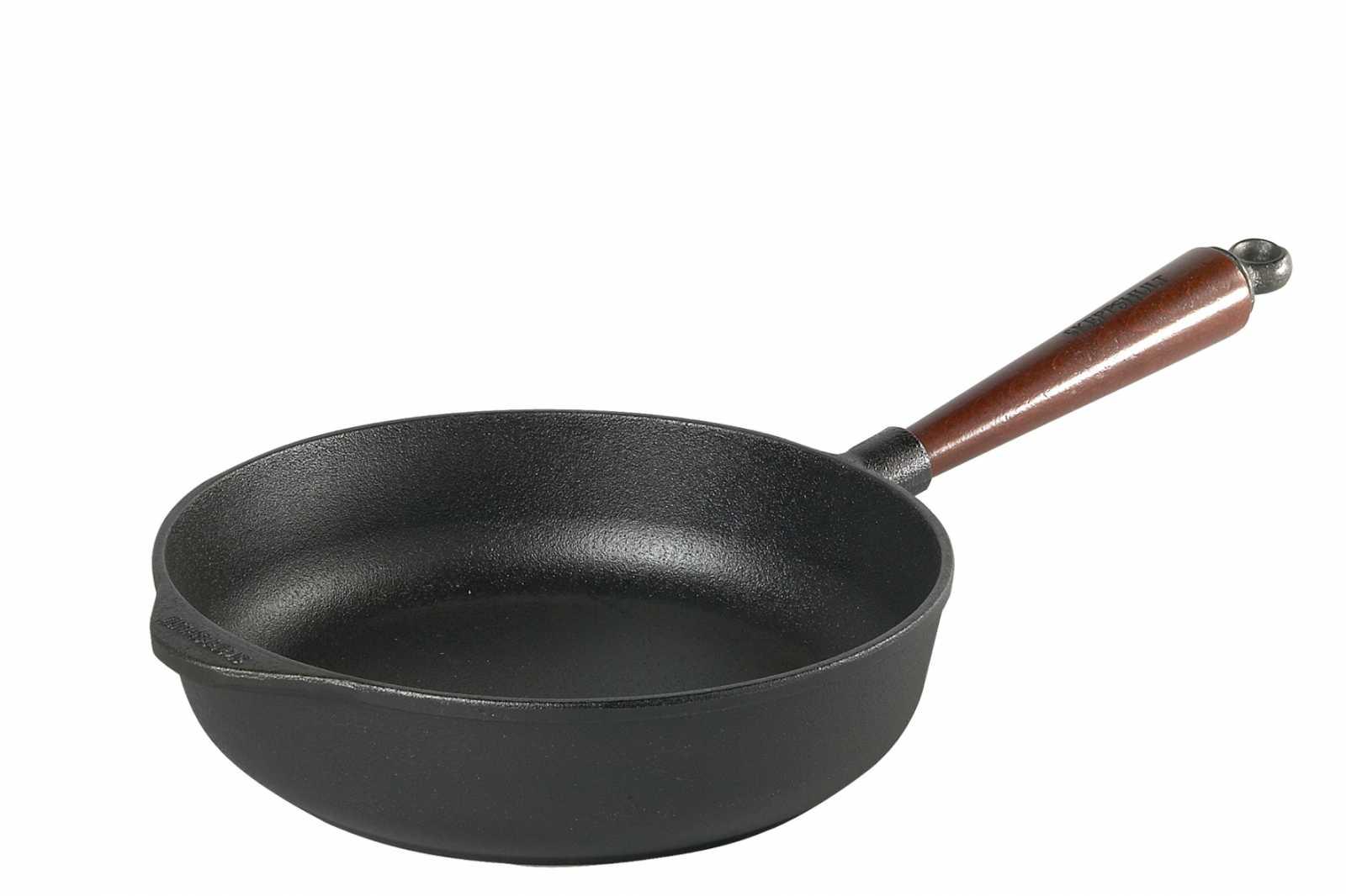 Онлайн каталог PROMENU: Сковорода Skeppshult TRADITIONAL, диаметр 25 см, черный Skeppshult 0250T