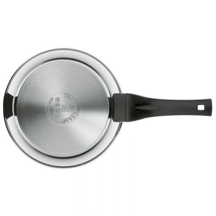 Сковорода WMF PERMADUR PROFI, диаметр 24 см, серебристый с черным WMF 07 4624 6171 фото 3