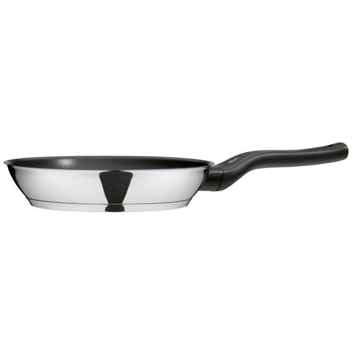 Сковорода WMF PERMADUR PROFI, диаметр 24 см, серебристый с черным WMF 07 4624 6171 фото 1