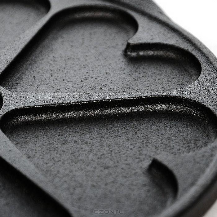 Сковорода для блинов Skeppshult TRADITIONAL, диаметр 22 см, черный Skeppshult 0038T фото 4