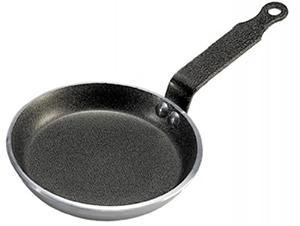 Онлайн каталог PROMENU: Сковорода для оладий с антипригарным покрытием De Buyer Choc, диаметр 14 см De Buyer 8140.14