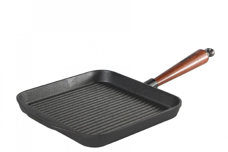 Онлайн каталог PROMENU: Сковорода-гриль Skeppshult TRADITIONAL, 25х25 см, черный Skeppshult 0029T